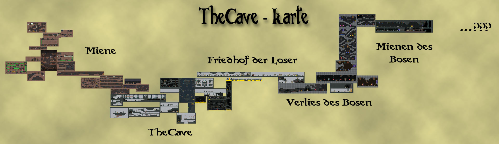 TheCave Karte